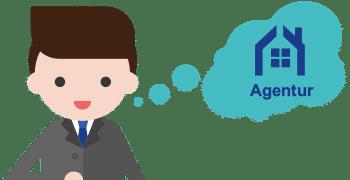 Die Entscheidung - OMT-Agenturfinder